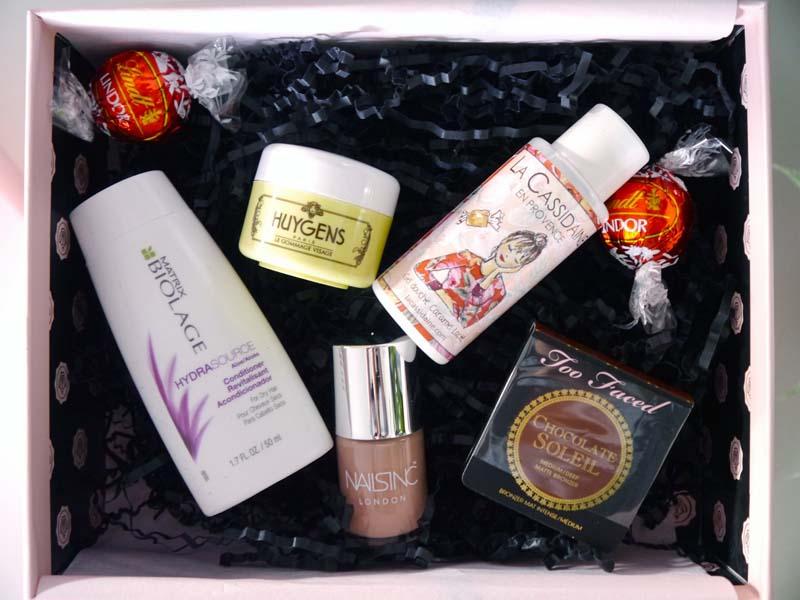 Ma Glossybox Gourmande du mois d'Octobre (4) - Charonbelli's blog beauté
