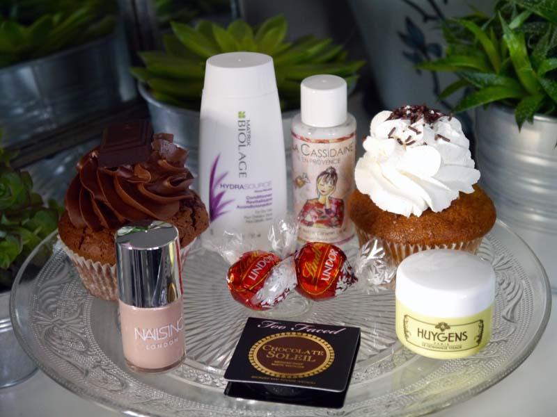 Ma Glossybox Gourmande du mois d'Octobre (7) - Charonbelli's blog beauté