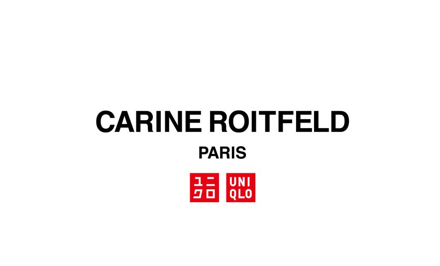 Carine Roitfeld X Uniqlo - la collection capsule ultra chic enfin disponible ! - Photo à la Une - Charonbelli's blog mode