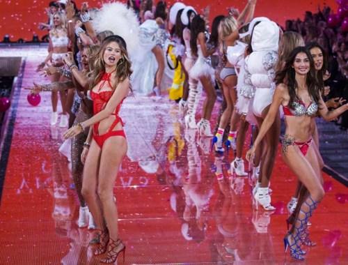 Le defile Victoria's Secret 2015 - Photo a la Une - Charonbelli's blog mode