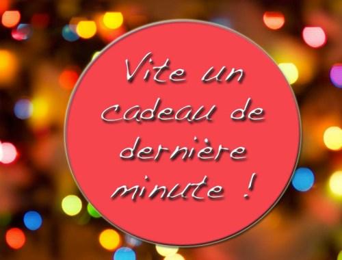 Vite un cadeau de derniere minute ! - Photo à la Une - Charonbelli's blog mode