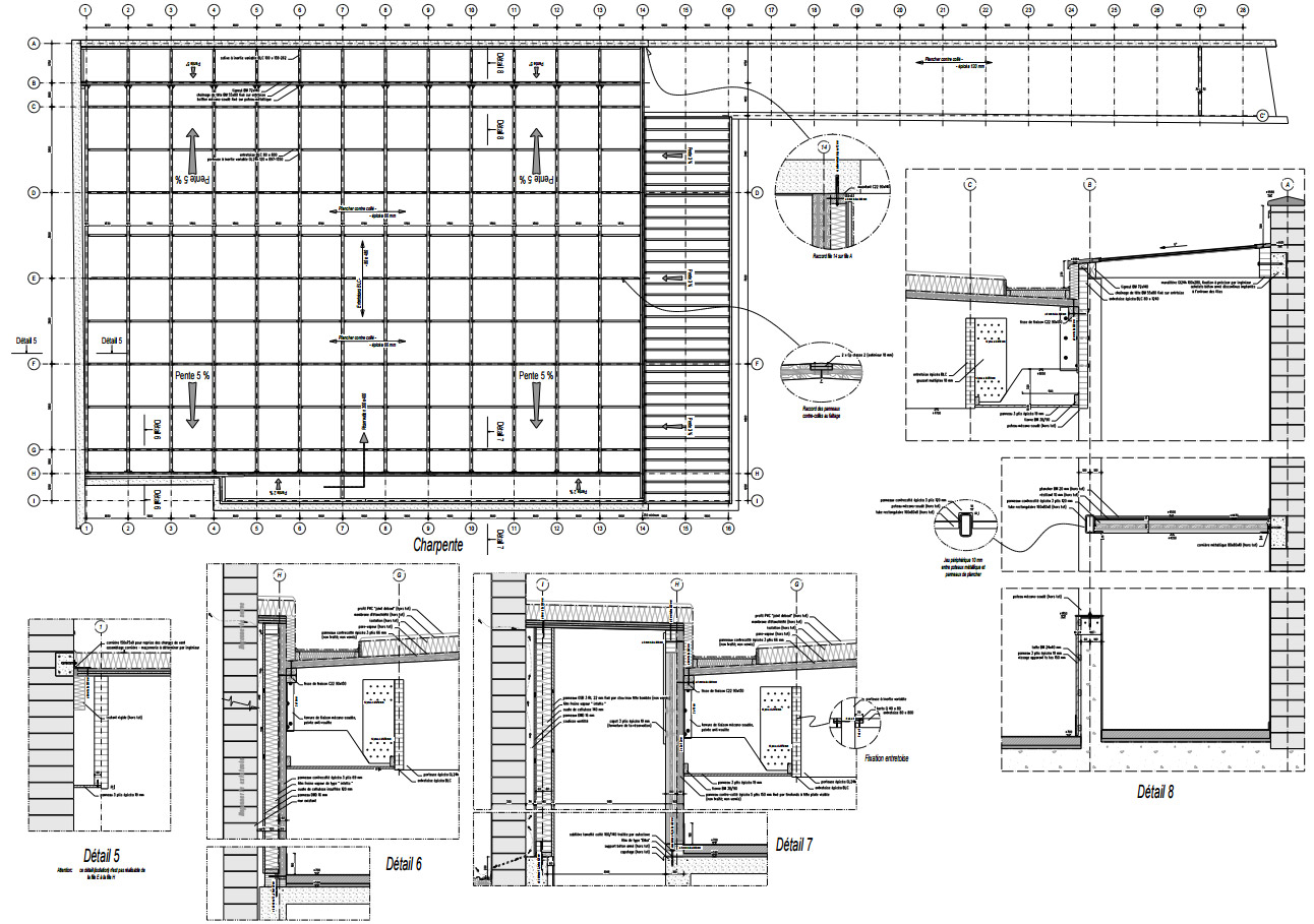 Charpente Construction Bois Braine Chateau Etude De Plans Charpente Construction Bois