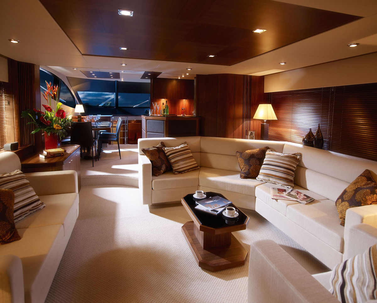 Inside Luxury Yachts Sunseeker Manhattan 70 Yacht Charter And Superyacht News