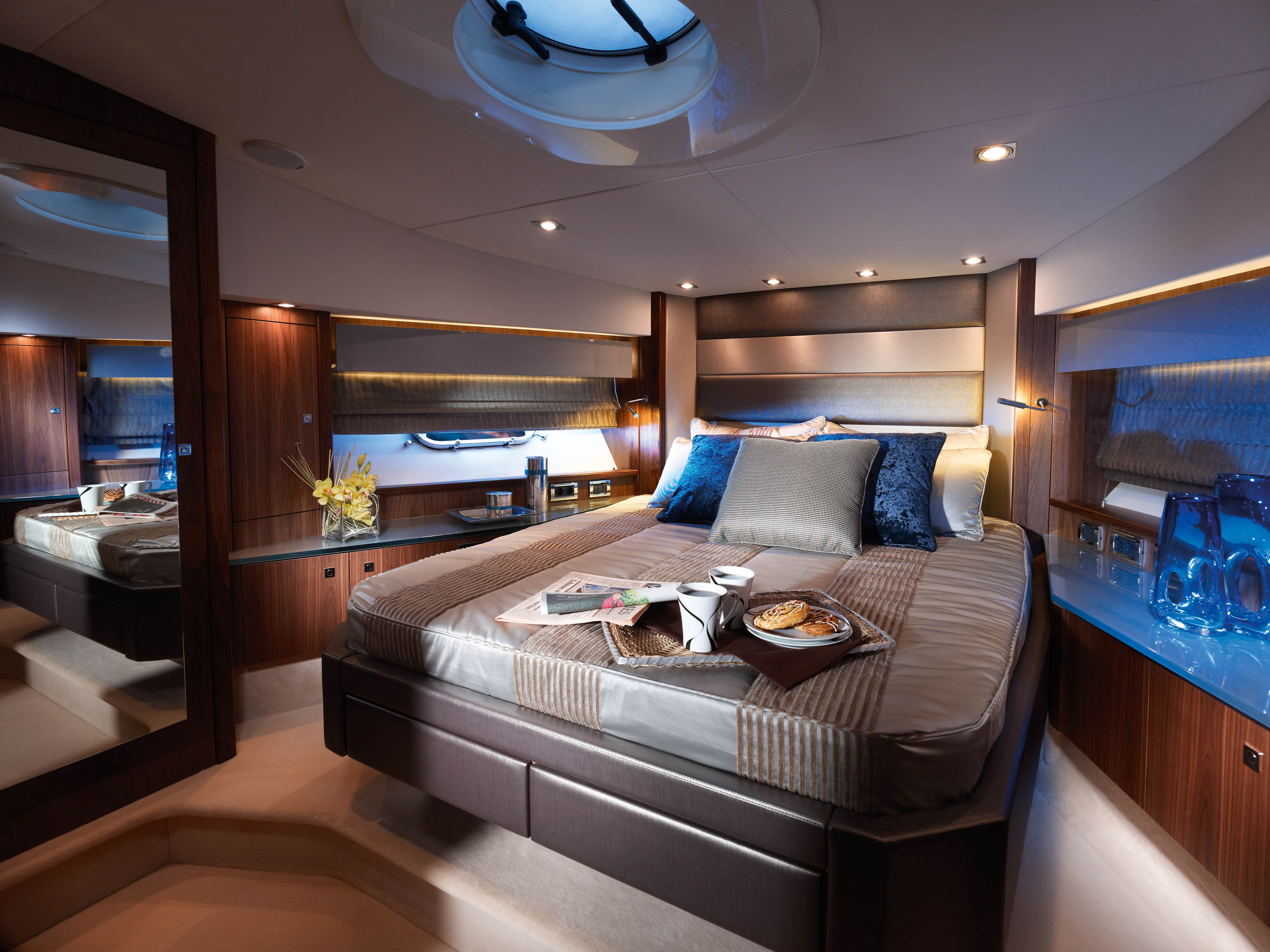 Inside Luxury Yachts Powered Solutions From Oceanair Image Credit To