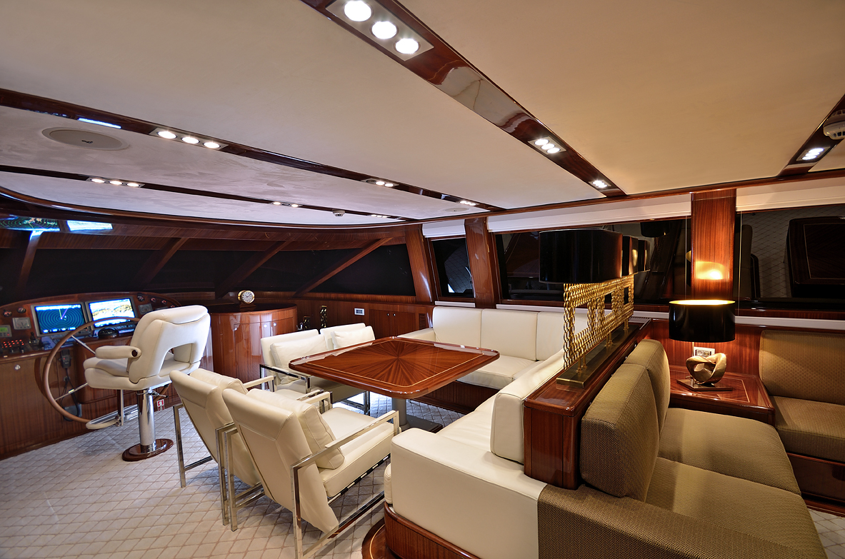 Inside Luxury Yachts 1000 43 Images About Interior Design Transportation On