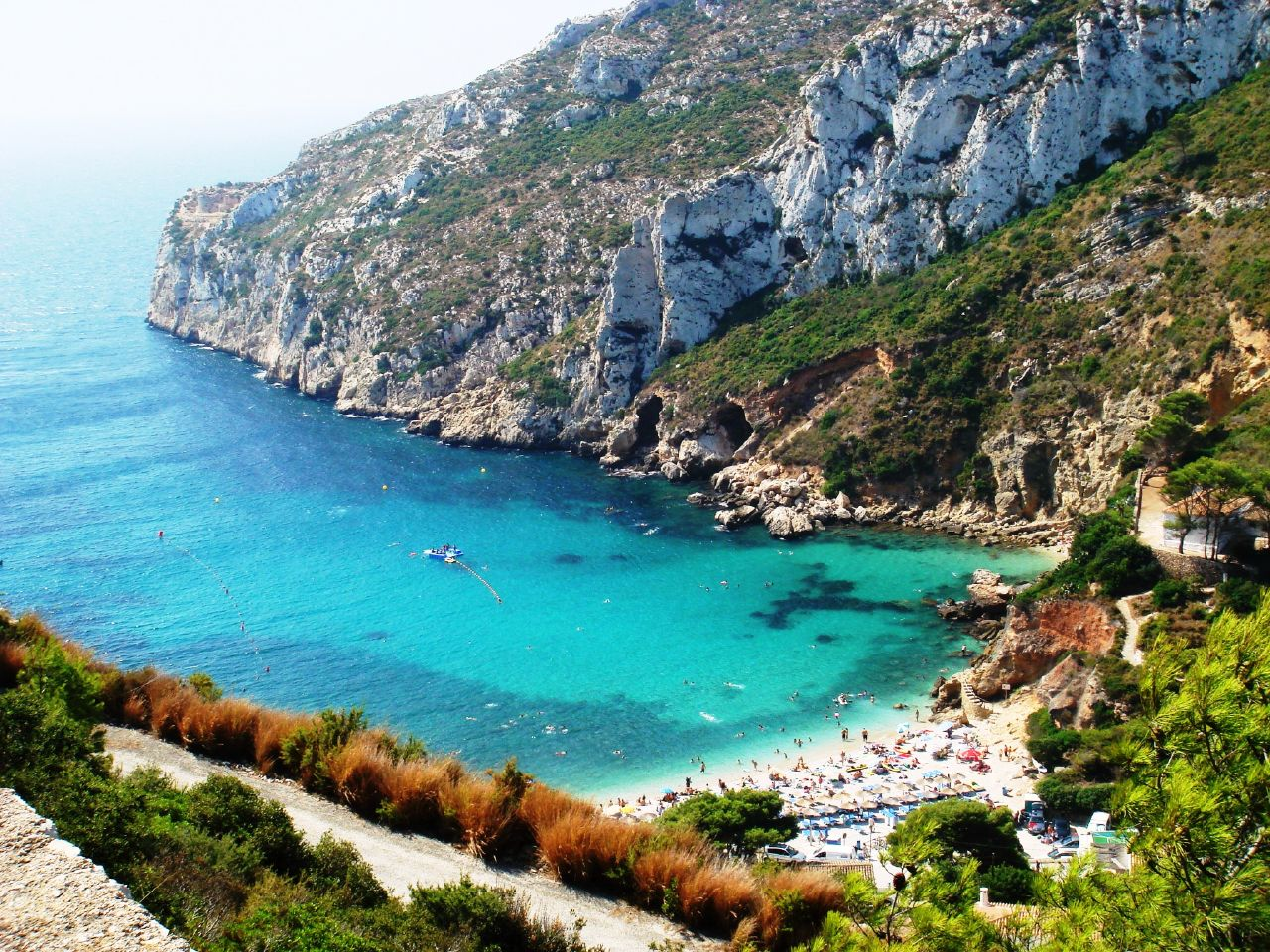 Costa Blanca Spain Yacht Charter And Superyacht News
