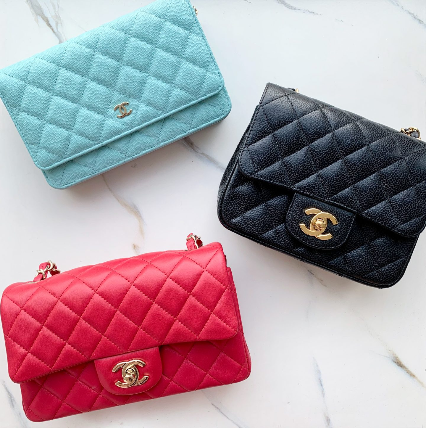 Mini Vs Woc The Best First Chanel Bag Chase Amie