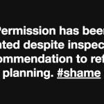Permission has been granted