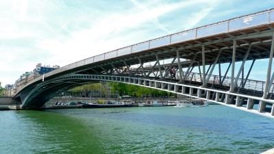the west side bridges of paris   curiositie