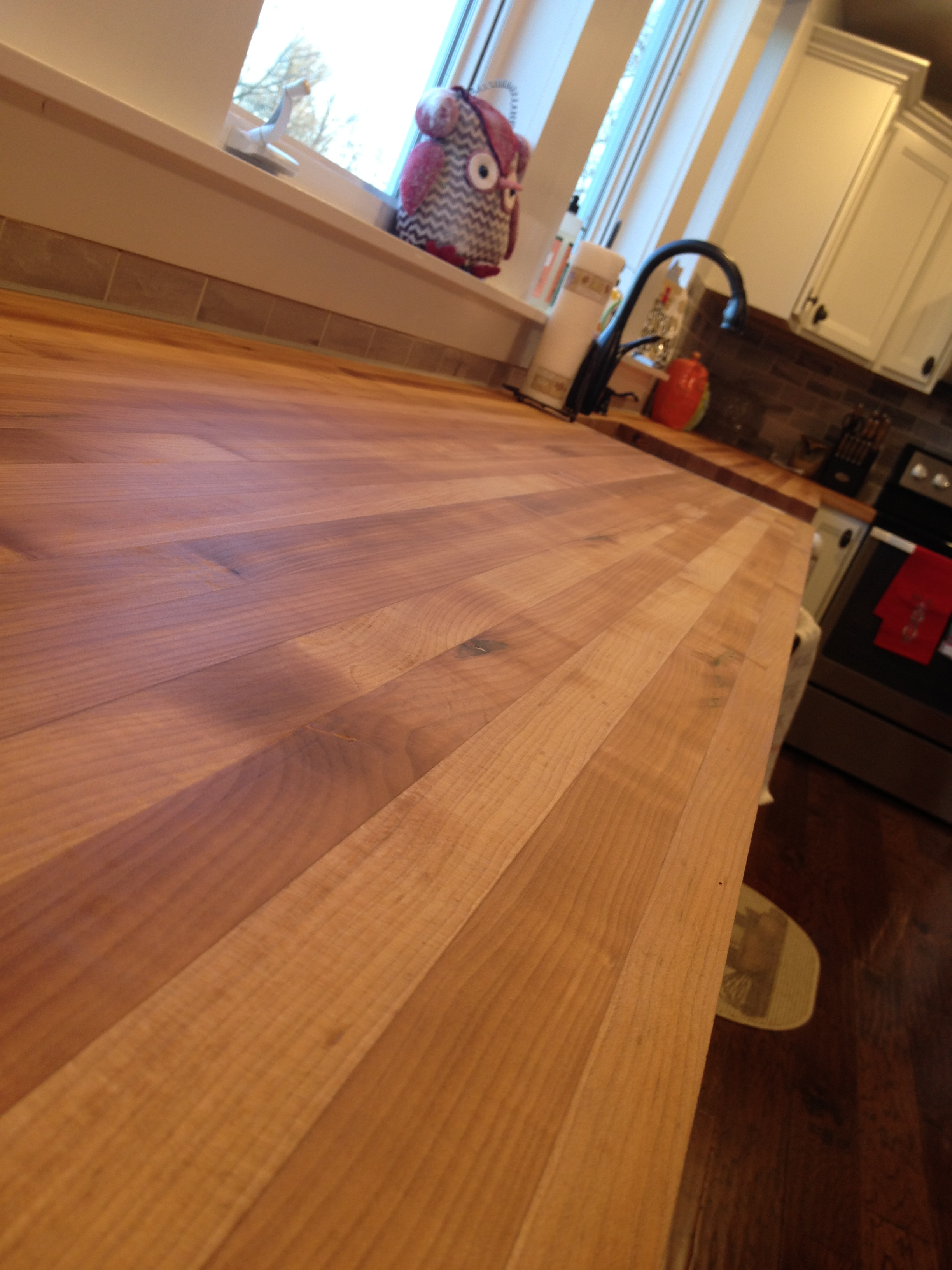 Fake Wood Countertops My Take On Butcher Block Countertops Quotwoodn 39t Quot You Like