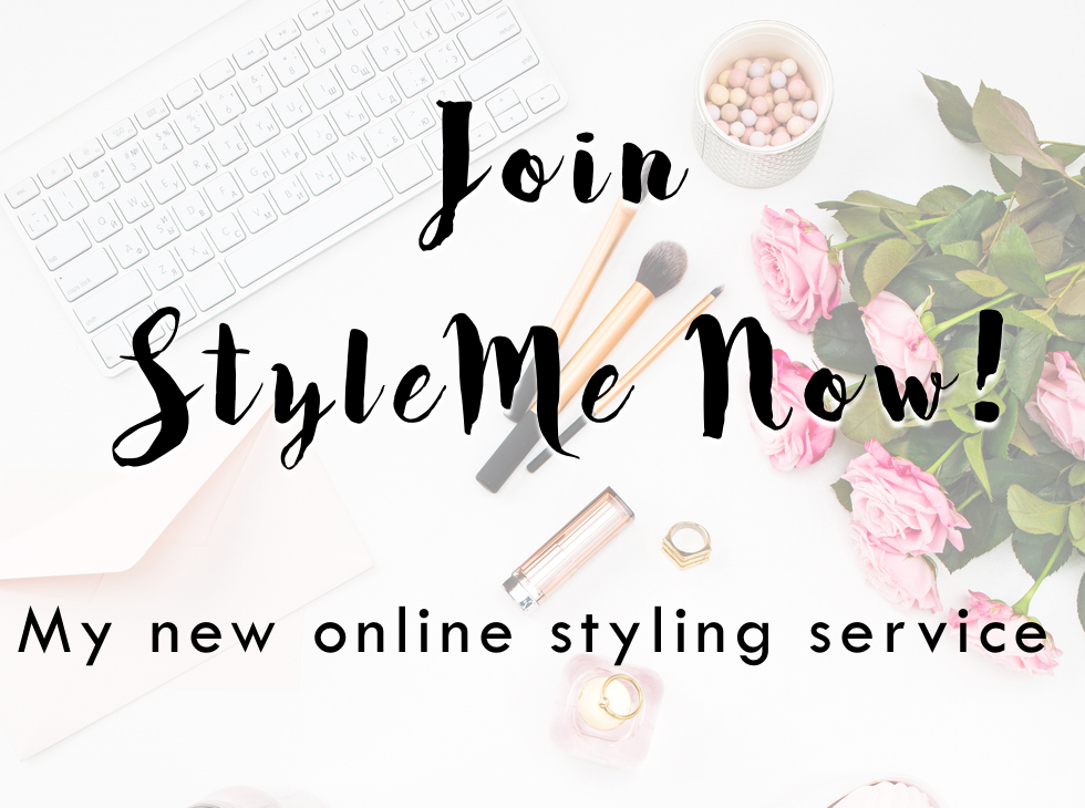 StyleMe Front Page slider image