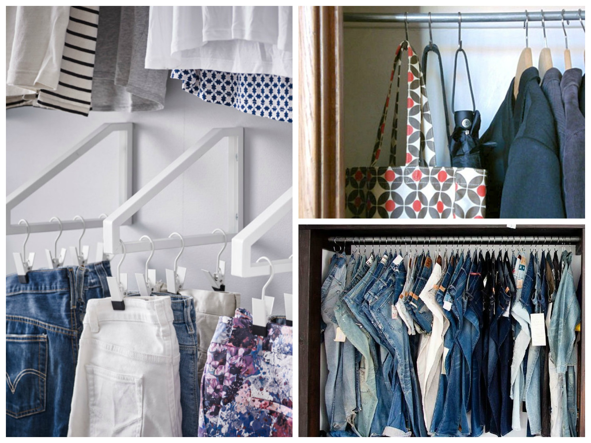 Closet Organization 9 Closet Organization Hacks That Are Brilliantly Easy
