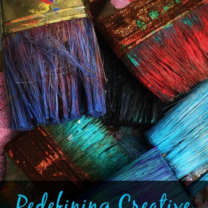 Redefining Creative