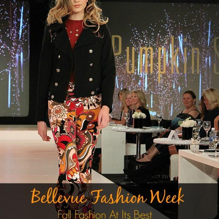 Bellevue Fashion Week - Fall Fashion At Its Best