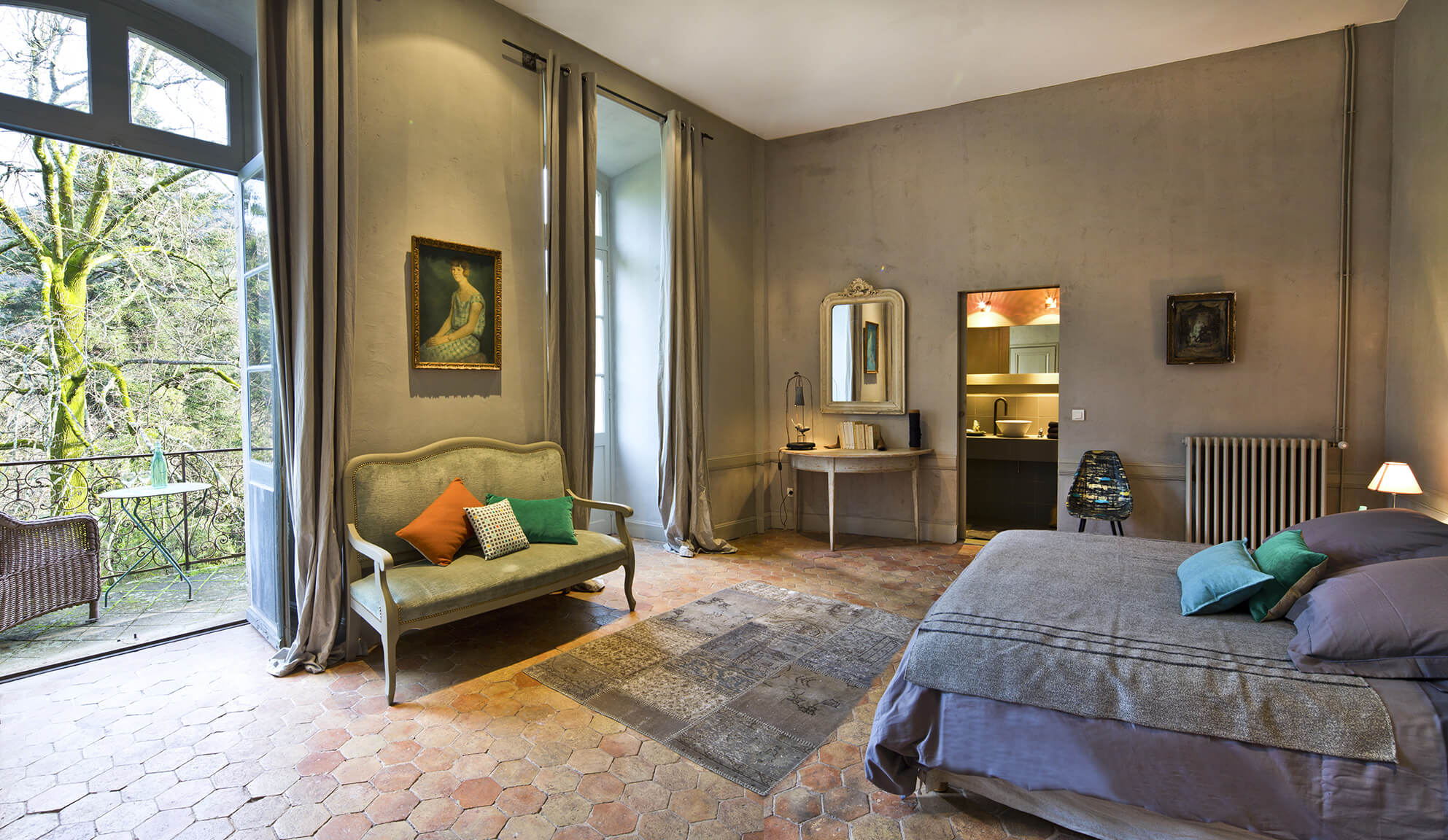 Chambre Hote Luxe Chateau D Uzer