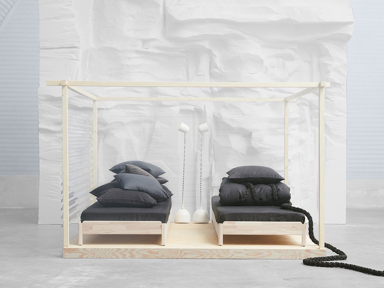 Fold Away Bed Ikea The 13 Best Finds From Ikea S New Fall Line Chatelaine