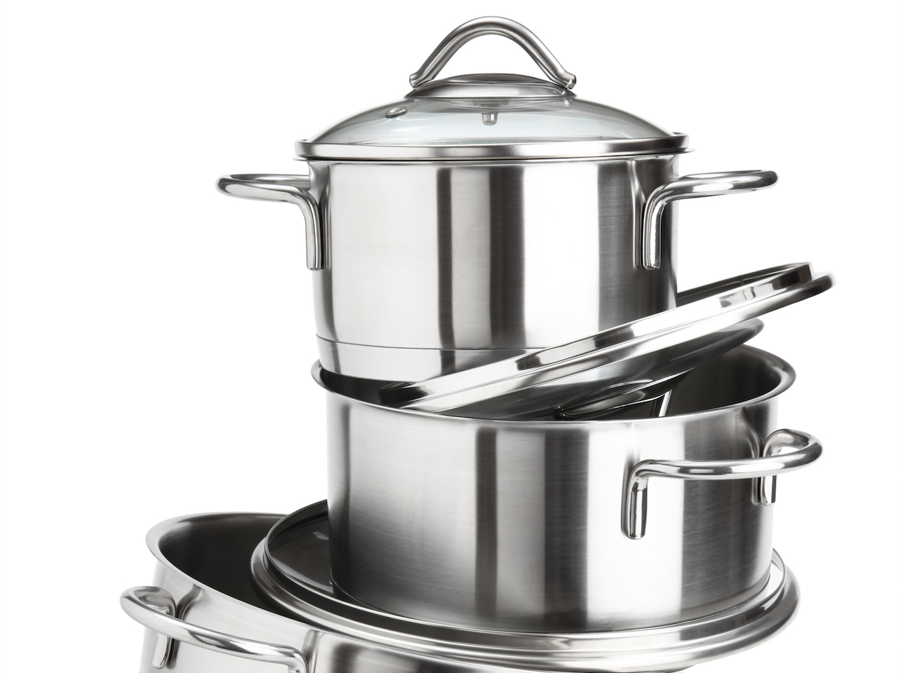 Cheap Kitchen Appliances How To Clean Stainless Steel Appliances Pots And Pans Chatelaine