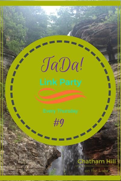 9th Edition of TaDa! Thursdays Link Party