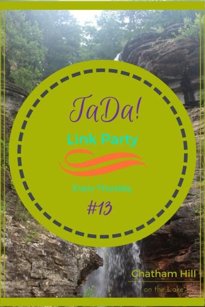 TaDa! Thursdays Link Party #13