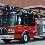 Moncure fire truck