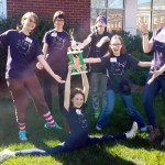 Woods Charter school Envirothon team