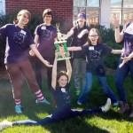 Woods Charter school Envirothon team