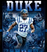 2016 Duke Media Guide Front Page