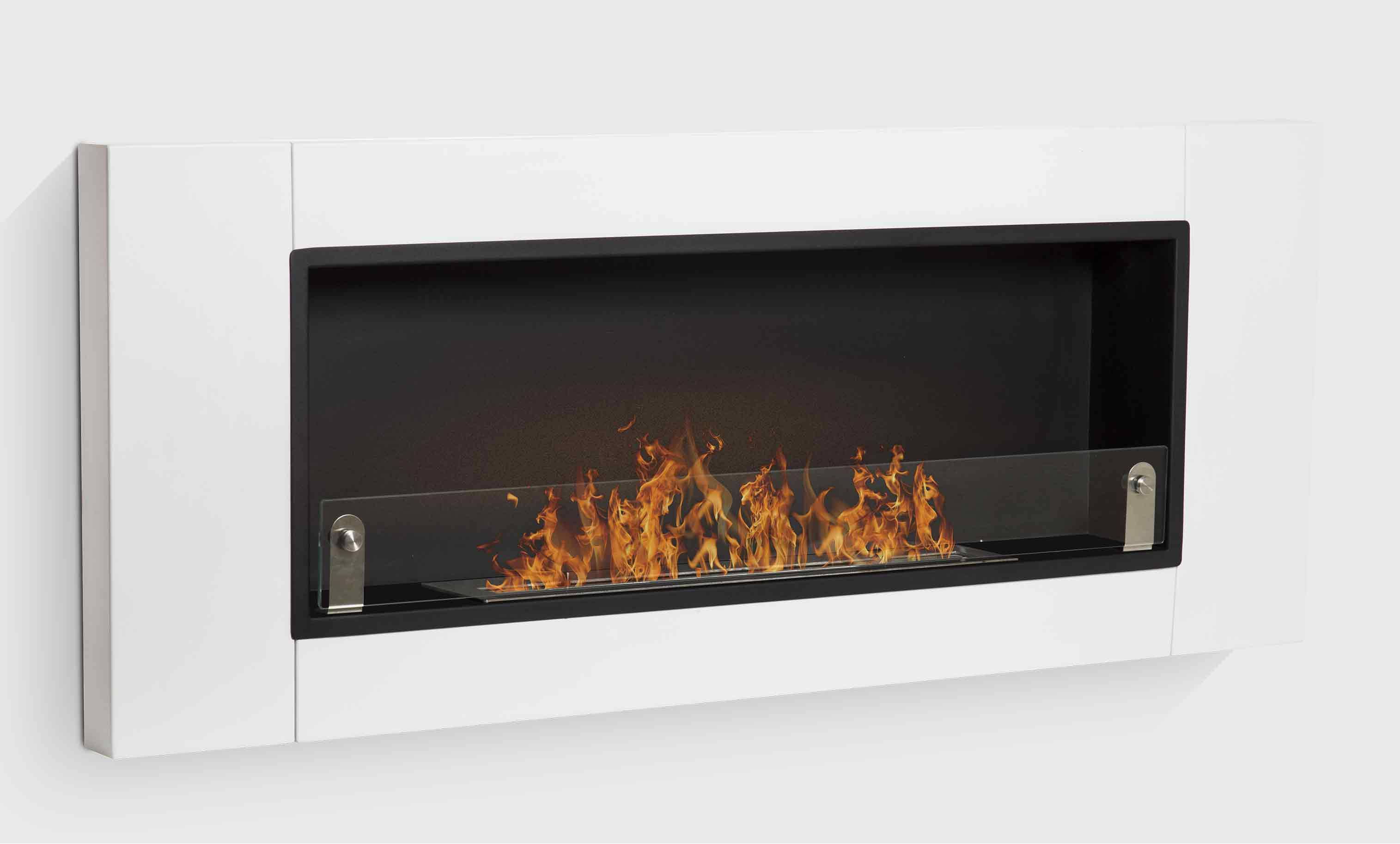 Cheminee Ethanol Chauffage D'appoint Chauffage Mural D 39appoint 3 Brûleurs Cynthera 8100 Watts