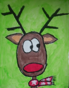 reindeer art and police officer 009