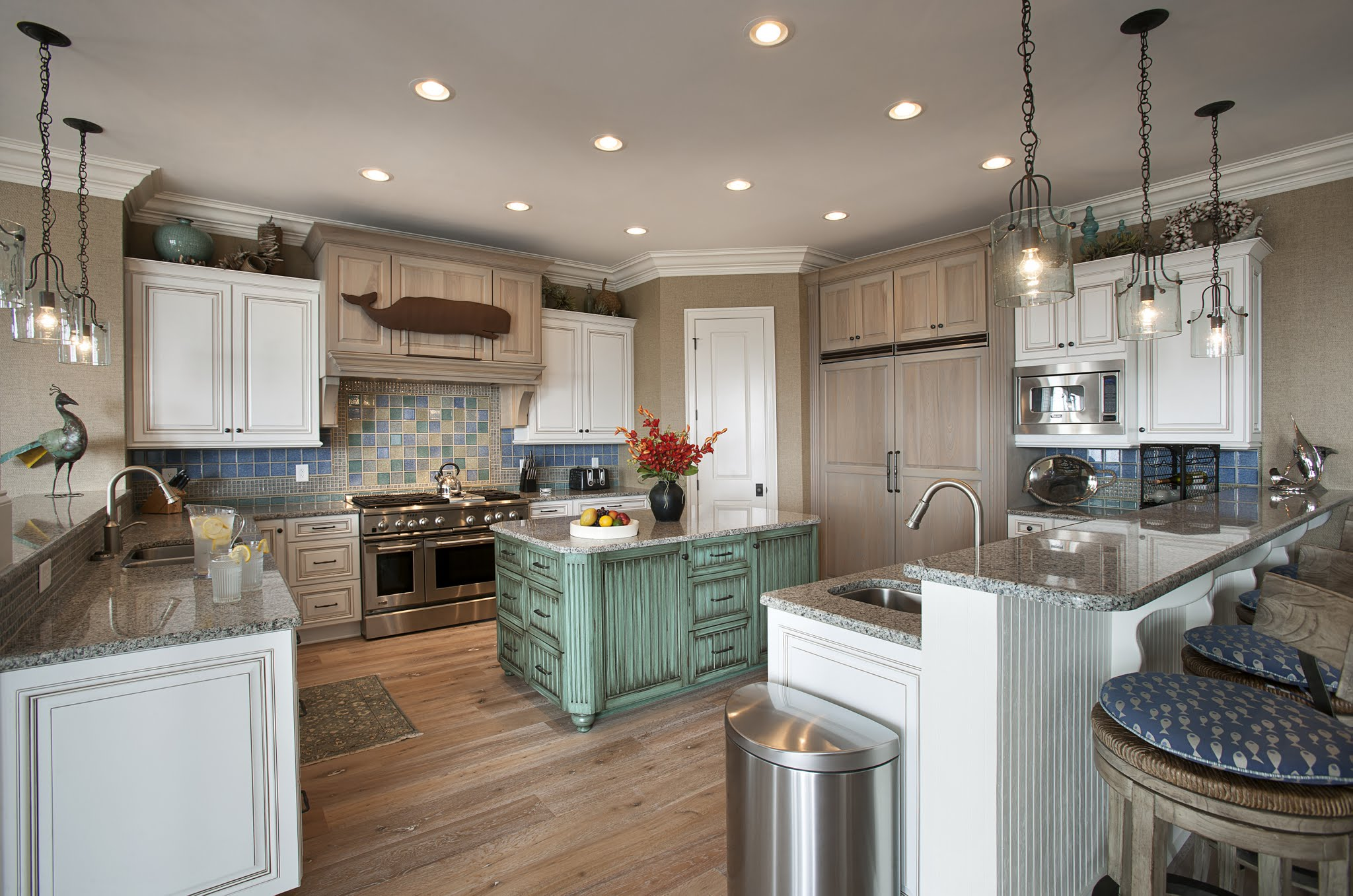 Beach Style Kitchen Cabinets 5 Things Every Kitchen Design Needs To Appeal To The Home