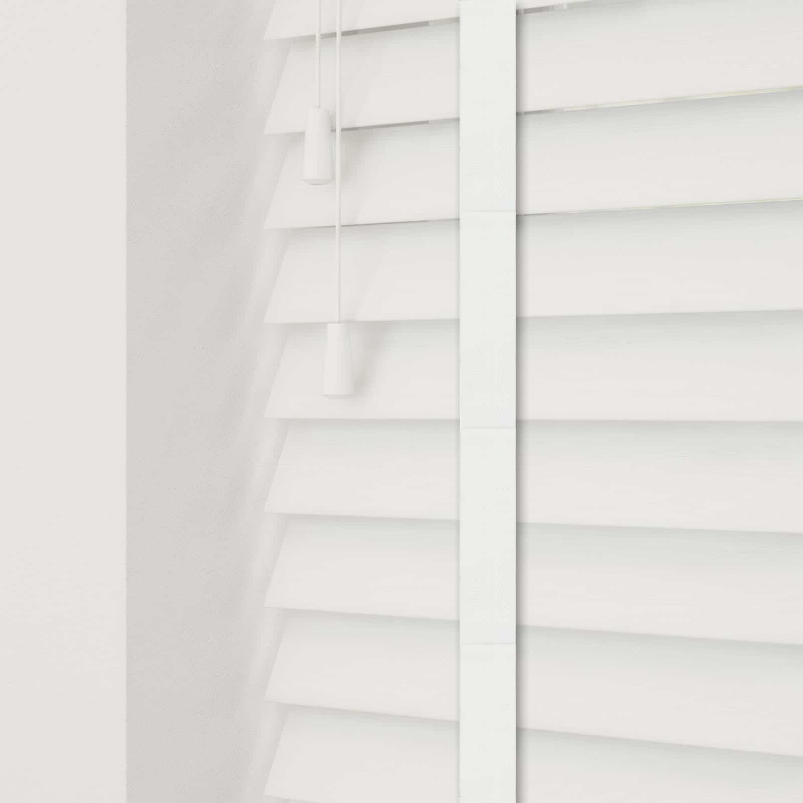 White Timber Blinds Cheapest Blinds Uk Ltd Product Categories Faux Wood With Tapes