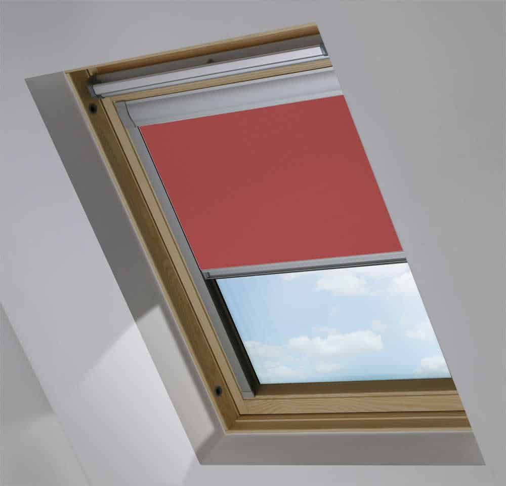 Gardinen Rollo Roller Blackout Thermal Roller Roof Skylight Blinds For All Dakea