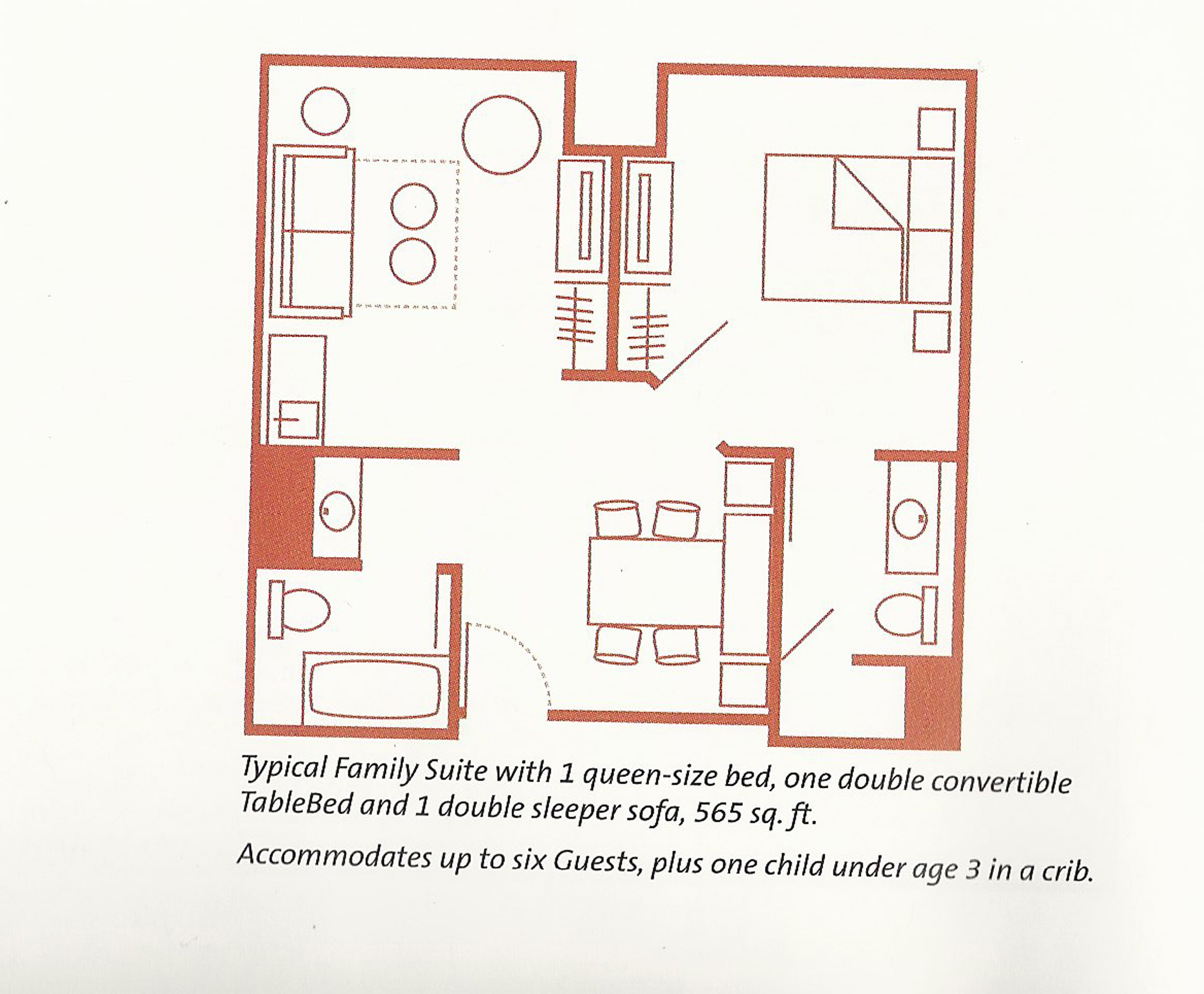 Pros And Cons Of Family Suites At Art Of Animation And All