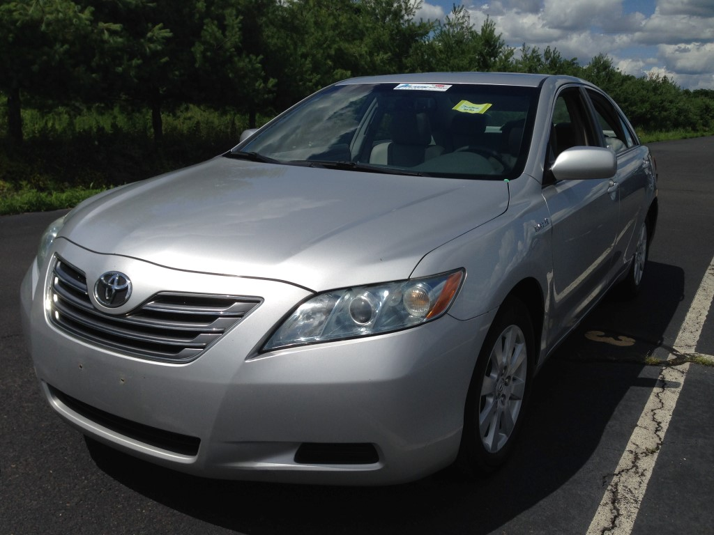 Used Hybrid Cars For Sale Used 2008 Toyota Camry Hybrid 8 990 00