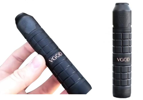 Elite Mini Vape Vgod Pro Mech 2 Mod Kit With Elite Rda 62 91 Cheap