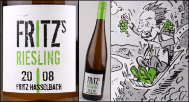 Fritz's Riesling