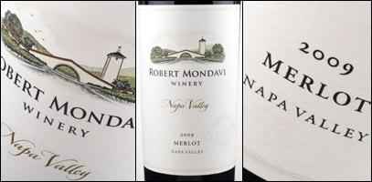 Robert Mondavi Napa Valley Merlot