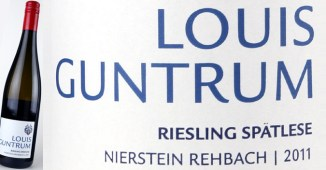 Louis Guntrum Niersteiner Rehbach Riesling Spatlese