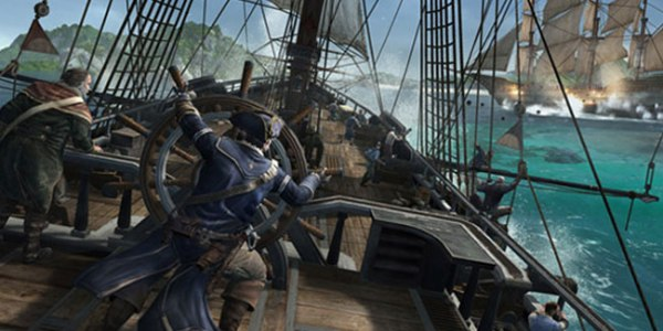 Assassin&#039;s Creed III: Naval Warfare