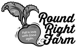 Round Right Logo