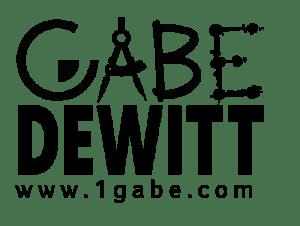 Gabe DeWitt logo_black (1)
