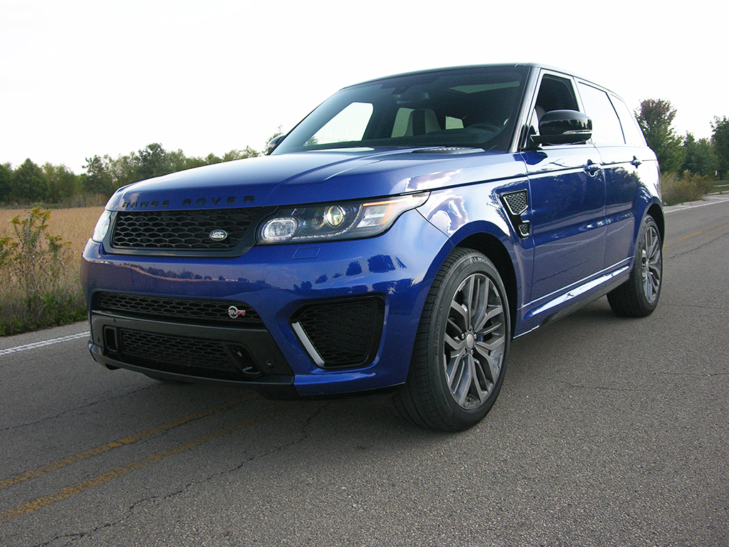 Best Range Rover The Range Rover Sport Svr It May Just Be The Best Suv Ever