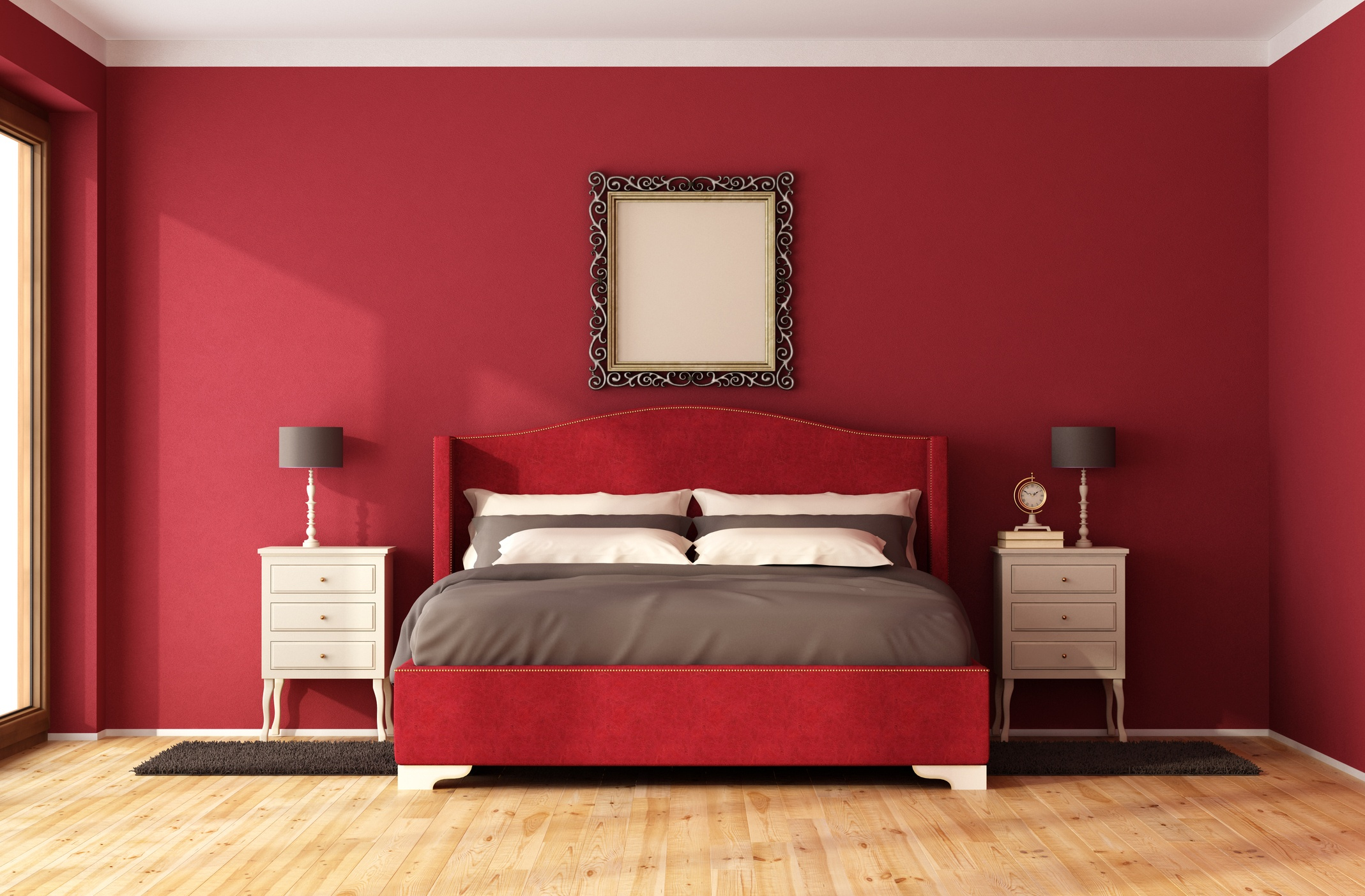 Farbgestaltung Wohnzimmer Rotes Sofa These Are The Worst Paint Colors You Should Never Use In