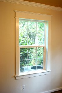 Installing Craftsman-Style Window Trim | Checking In With ...