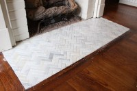 How to Remove Quarry Tile & Level New Tiles | Checking In ...