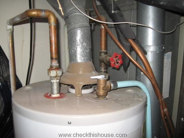 House Water Heater Vent Pipe, How To Do It Right