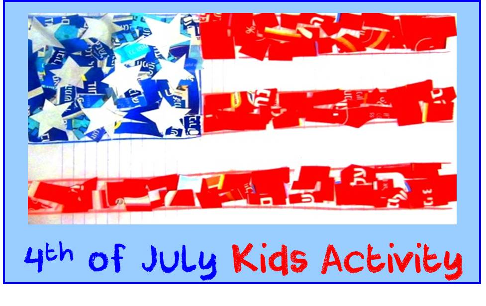 4th Of July Fine Motor Skills Kids Activity