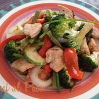 Pollo con brócoli recetas para diabéticos