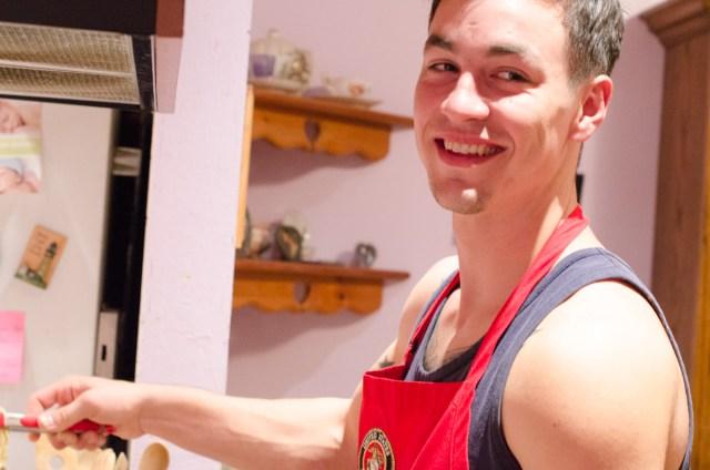 Fettuccine Alfredo from ChefSarahElizabeth.com