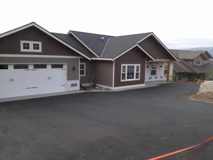 Custom Chelan Home built by Shawn Sanderson
